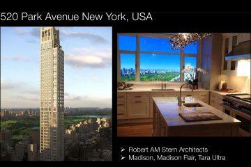 520 Park Avenue New York