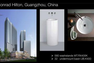 Conrad Hilton, Gouangzhou, China